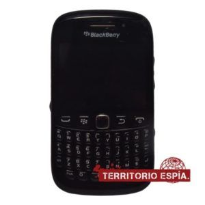 Encriptación Blackberry PGP