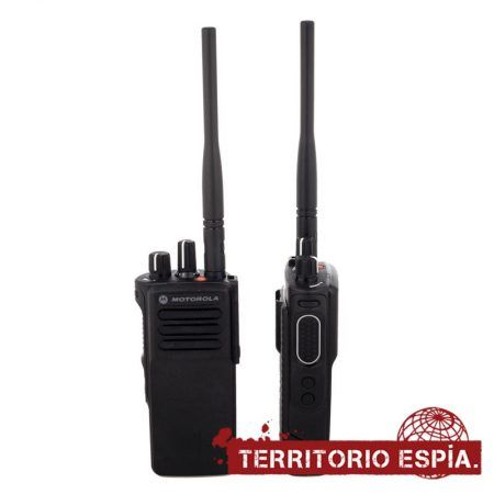 walkie talkie motorola dp4400e